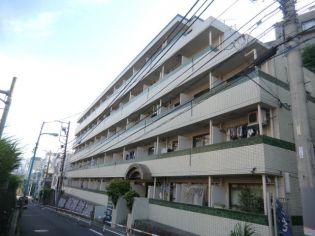 東京都新宿区下落合2丁目の賃貸マンション