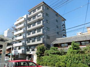 グランドヒル瀬田 6階の賃貸【滋賀県 / 大津市】