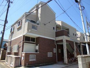 福岡県福岡市博多区博多駅南5丁目の賃貸アパート