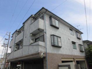 東京都三鷹市牟礼6丁目の賃貸アパート