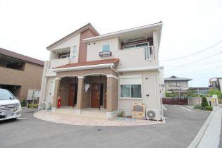 兵庫県川西市山下町の賃貸アパート