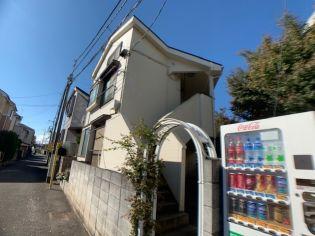 東京都調布市佐須町4丁目の賃貸アパート