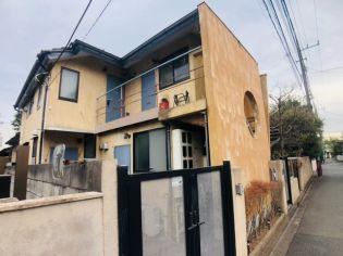 東京都世田谷区祖師谷6丁目の賃貸アパート