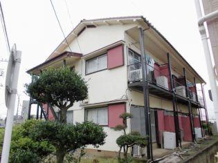 東京都調布市国領町6丁目の賃貸アパート