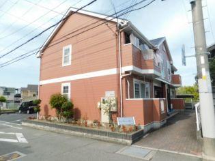 兵庫県川西市錦松台の賃貸アパート