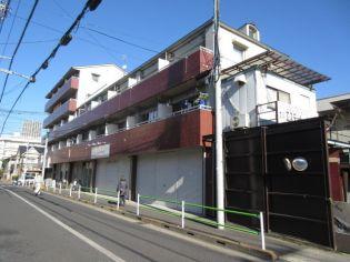 東京都調布市国領町7丁目の賃貸マンション