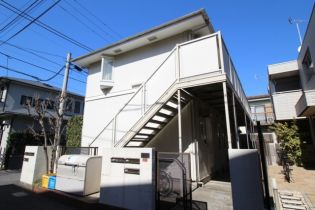 東京都杉並区成田東4丁目の賃貸アパート