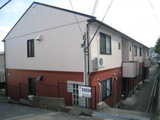 兵庫県神戸市須磨区若木町3丁目の賃貸アパート