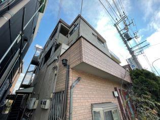 東京都狛江市西野川1丁目の賃貸アパート