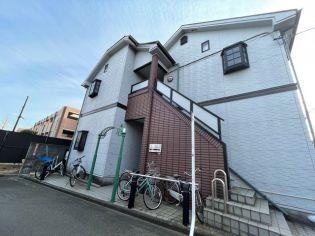東京都杉並区下高井戸5丁目の賃貸アパート