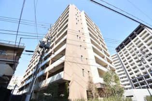 THE CLASS MINAMIAZABU[7階]の外観