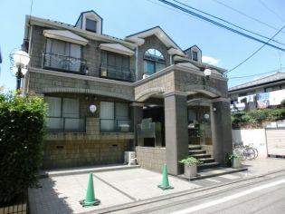 東京都調布市仙川町1丁目の賃貸アパートの外観