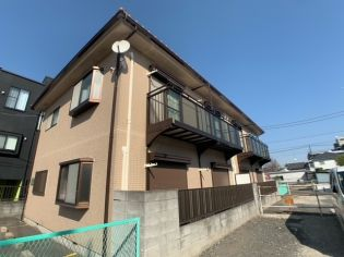 東京都世田谷区千歳台5丁目の賃貸アパート