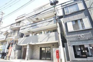 東京都目黒区上目黒1丁目の賃貸マンション