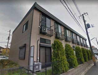 東京都世田谷区給田4丁目の賃貸アパート
