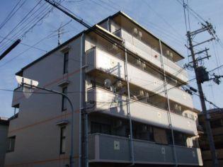 ボナール遠里小野 5階の賃貸【大阪府 / 大阪市住吉区】
