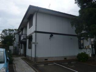 東京都三鷹市深大寺2丁目の賃貸アパートの画像