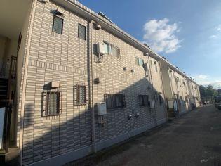 東京都狛江市中和泉5丁目の賃貸アパート