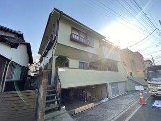 東京都中野区野方2丁目の賃貸アパート