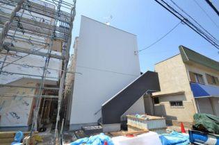 兵庫県尼崎市長洲東通3丁目の賃貸アパート