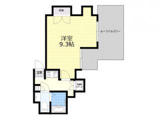 ZELKOVA RESIDENCE[2階]の間取り