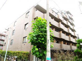 東京都目黒区三田2丁目の賃貸マンション