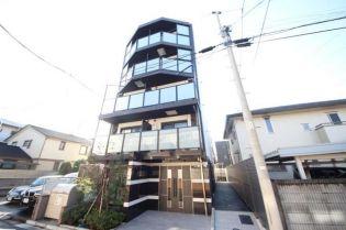東京都練馬区関町東2丁目の賃貸マンションの外観