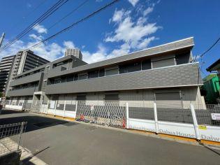 東京都調布市国領町4丁目の賃貸アパート