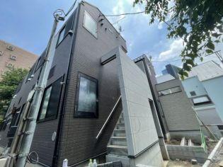 東京都新宿区北新宿2丁目の賃貸アパート