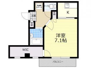 ラメゾンオギクボ[2階]の間取り