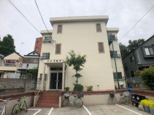 東京都調布市緑ケ丘1丁目の賃貸マンション