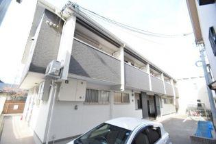 大阪府茨木市竹橋町の賃貸アパート