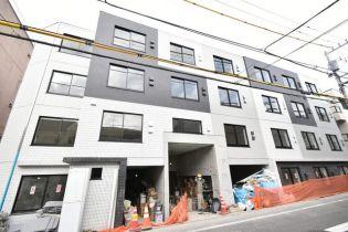 東京都目黒区上目黒4丁目の賃貸マンション