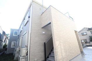 東京都武蔵野市御殿山2丁目の賃貸アパート