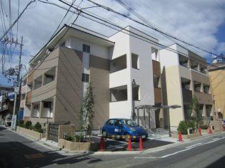 大阪府堺市西区浜寺石津町西3丁の賃貸アパート