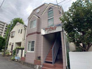 東京都調布市柴崎2丁目の賃貸アパート