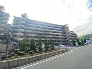 ユニハイム山崎2棟 8階の賃貸【大阪府 / 三島郡島本町】