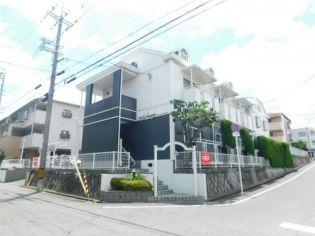 ヴィラプレフェール1 2階の賃貸【大阪府 / 箕面市】