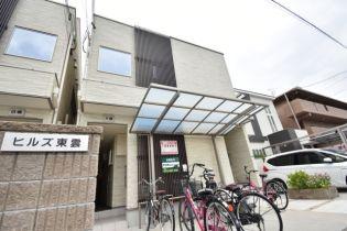 ヒルズ東雲 1階の賃貸【大阪府 / 堺市堺区】