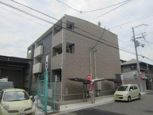 大阪府堺市西区浜寺石津町東3丁の賃貸アパート