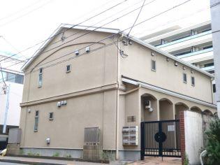 東京都目黒区大橋2丁目の賃貸アパート