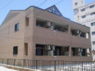 サンモネット[2階]の外観