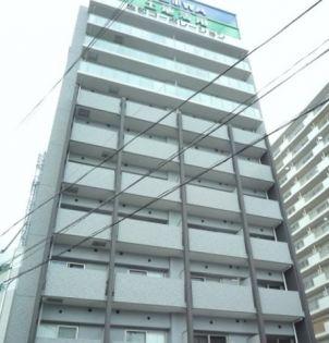愛知県名古屋市西区牛島町の賃貸マンションの外観