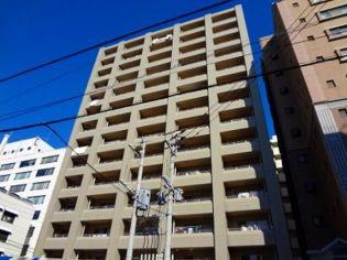 レジデンスカープ博多 [6階]の外観