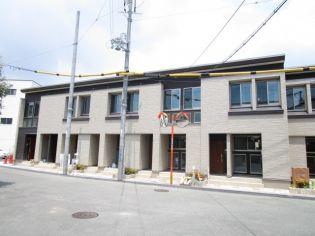 大阪府摂津市新在家2丁目の賃貸アパート