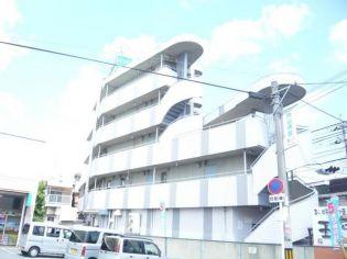 シャンテー招提 3階の賃貸【大阪府 / 枚方市】