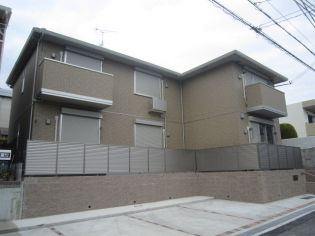 兵庫県神戸市須磨区潮見台町5丁目の賃貸アパートの外観