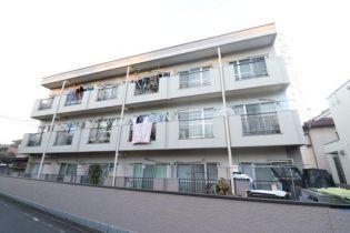 三鷹松原コーポ[3階]の外観