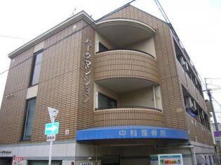 ABAマンション 3階の賃貸【大阪府 / 大阪市住吉区】