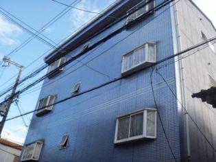 パークサンハイツ 2階の賃貸【大阪府 / 大阪市東住吉区】